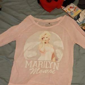 Marilyn Monroe shirt